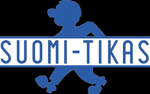 Suomi-tikas logo